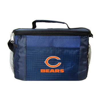 Chicago Bears 6-Pack Cooler/Lunch Box