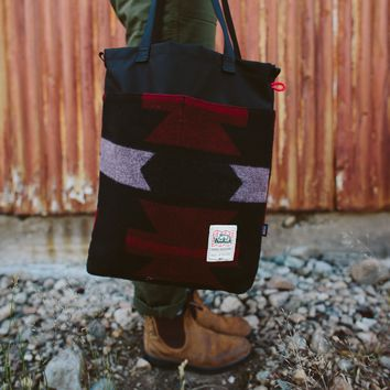 Topo Designs x Woolrich Cinch Tote