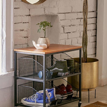 Bentley Storage Cart | Urban Outfitters