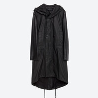 LONG PARKA - View All-OUTERWEAR-WOMAN | ZARA United Kingdom