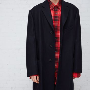 Totokaelo Riot Coat - Dries Van Noten - Designers - Mens