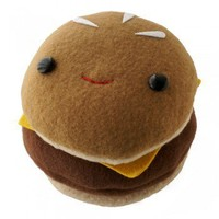 Cheery Cheesy-burger! Mini Plush