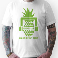 "Spence-Air"" Psych Radio Show w/ Shawn Spencer Unisex T-Shirt"