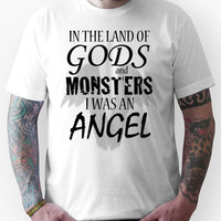 Gods & Monsters - Lana Del Rey - Lyric Typography Unisex T-Shirt
