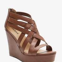 Jorgina-S Super Strap Wedge