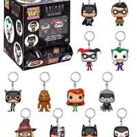 Batman | The Animated Series Pocket POP! KEYCHAIN [BLIND BOX]
