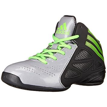 Adidas Boys NXT LVL SPD 2 Perforated Mid Top Basketball Shoes