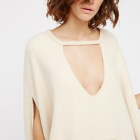 Free People Holy Moly Poncho