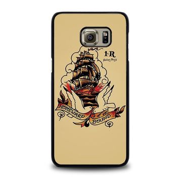 sailor jerry samsung galaxy s6 edge plus case cover  number 1