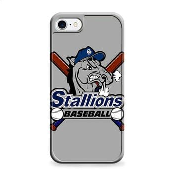STALLIONS BASEBALL LOGO GRAY iPhone 6 | iPhone 6S case