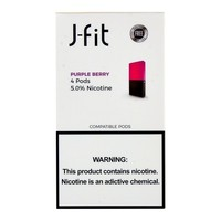 J-Fit Purple Berry 4 Pods
