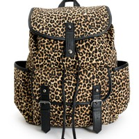 Empyre Emily Cheetah Print Backpack