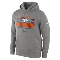 Nike Store. Nike Super Bowl Bound Local (NFL Broncos) Men's Hoodie