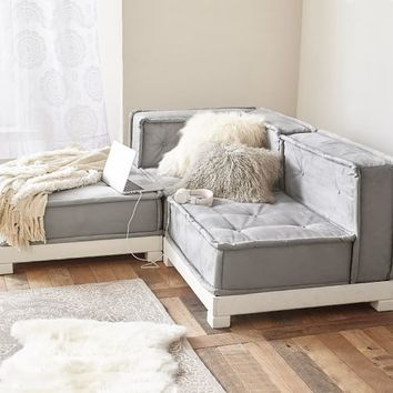 Cushy Lounge Sectional Set