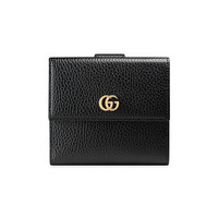 Gucci Leather French Flap Wallet - Farfetch