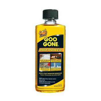 Goo Gone Remover Cleaner Bottle 8 Oz