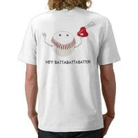 FUNNY BASEBALL T-SHIRTS from