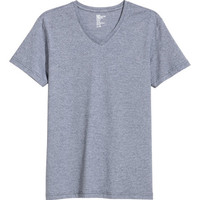V-neck T-shirt Slim fit - from H&M