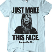 The Face (Blue) - JennaMarbles - Official Online Store on District LinesDistrict Lines