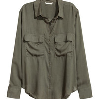 H&M Viscose Shirt $19.99