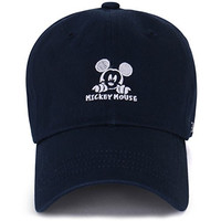 Disney Cotton Embroidery Cute Mickey Mouse Logo Adjustable Hat Baseball Cap (ballcap-1314-1)