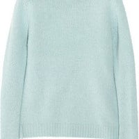 Acne Clementine boiled wool sweater -www.eabi.info
