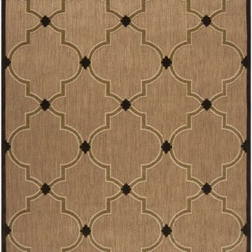 Portera Area Rug Brown