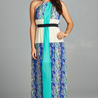 Madison Avenue Maxi - Mint