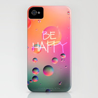be happy iPhone Case by Sylvia Cook Photography | Society6