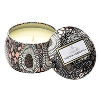 Voluspa 'Japonica - Yashioka Gardenia' Petite Decorative Tin Candle (Limited Edition)