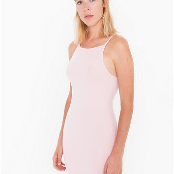 Cotton Spandex Mini Length Dress | American Apparel