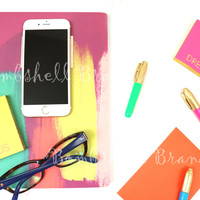Styled Stock Photography - Bright Boss - Stock Photography for Branding Your Business - Brightly colored stock photos