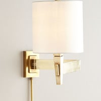 Shaded Sconce - Visual Comfort