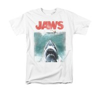 Jaws Vintage Style T Shirt
