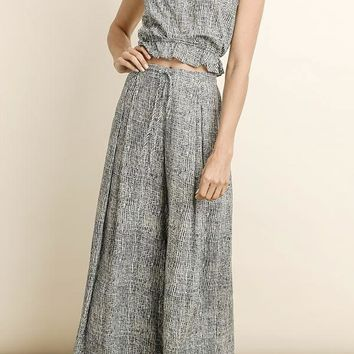 Jules Wide Leg Pants