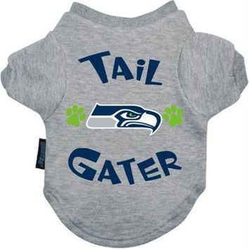 PEAPYW9 Seattle Seahawks Tail Gater Tee Shirt
