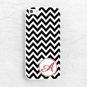 Chevron Monogram Phone Case for iPhone 6, Sony z1 z2 z3 compact, LG g2 g3 nexus 5, HTC one m7 m8, monogrammed case with personalized name