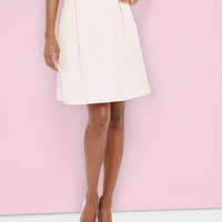 Double bow mini skirt - Baby Pink | Mini Skirts | Ted Baker ROW
