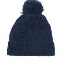 Beanie (navy) - Accessories