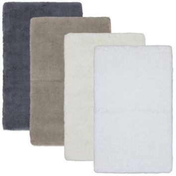 Kenneth Cole Reaction Home Luxury 24-Inch x 60-Inch Bath Rug
