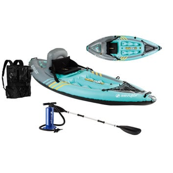 Sevylor K1 QuikPak Inflatable Kayak 2000014137 2000014137 76501116458