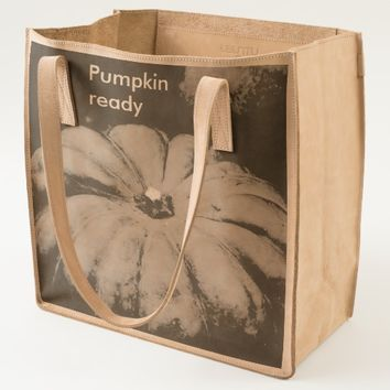 Pumpkin Ready UBUNTU collection Tote