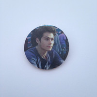 Dylan O'brian Pin Button