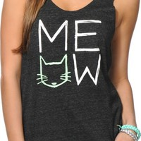 A-Lab Campa Meow Tank Top