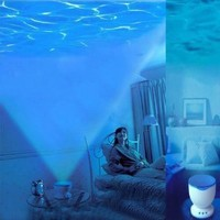 Lujex Romantic Ocean Daren Sea Waves Projector Lamp