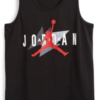 Boy's Nike 'Jordan 7' Graphic Tank,