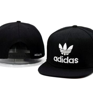 Adidas Women Men Sports Embroidery Baseball Cap Hat Sun Hat