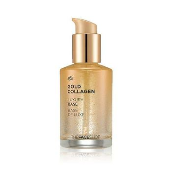 [THE FACE SHOP] Gold Collagen Luxury Base