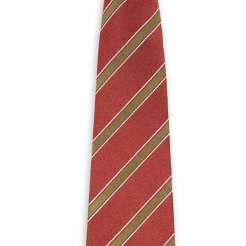 San Francisco 49ers NFL Woven Poly 1 Mens Tie