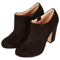 GENEVA Block Heel Shoe Boots - View All - Shoes - Topshop USA